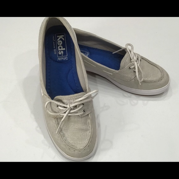 Keds Shoes | Keds Glimmer Boat Shoes